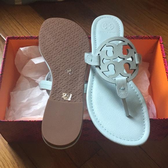 c71edcfc138ad1 Brand new Tory burch Miller sandals